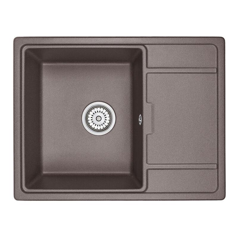 Кухонная мойка Granula 6503es