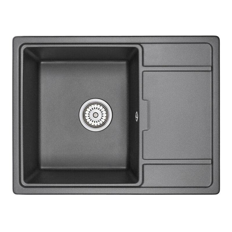 Кухонная мойка Granula 6503sv