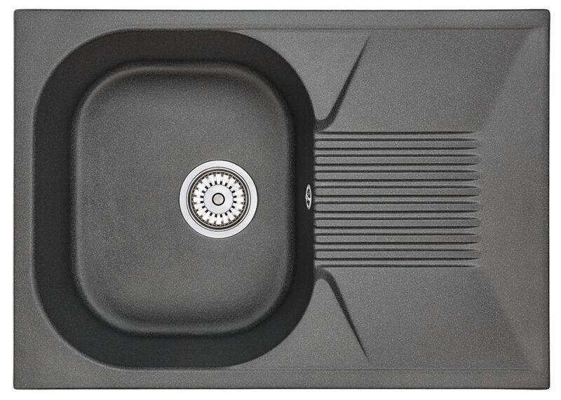 Кухонная мойка Granula 7602sv