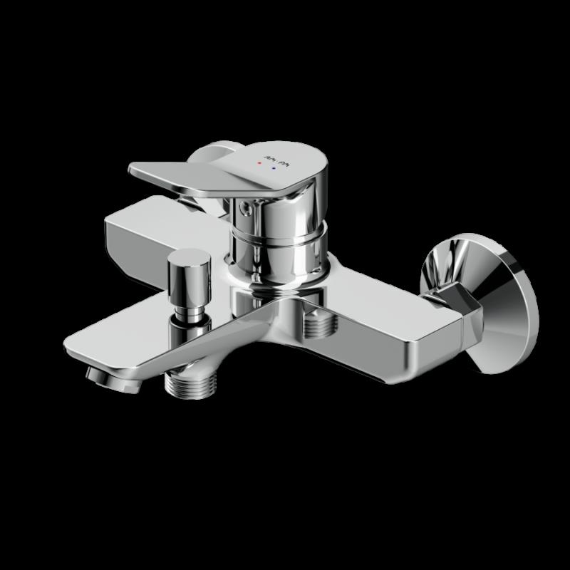 F85A10000 X-Joy, смеситель для ванны и душа излив 164 мм, хром, шт