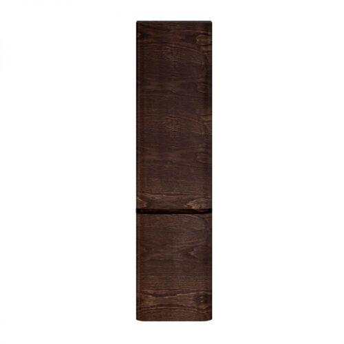 M30CHL0406NF Sensation, Шкаф-колонна, подвесной, левый, 40 см, двери, орех, текстурированная