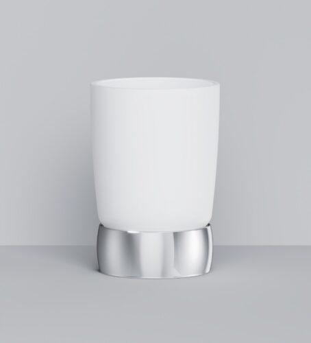 A3031300 Sensation, Стеклянный стакан, отдельностоящий, хром, шт