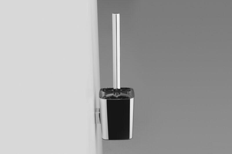 A5033464 Inspire, Стойка с туалетной щеткой короткая, универсальная, хром, шт