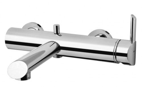 F1510000 Awe, смеситель д/ванны/душа, излив 200 мм, хром, шт