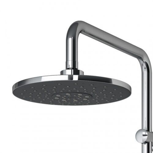 D0710000 Norma душевая система с тромическим  душем, ручной душ 5 функций,  шланг 175 мм