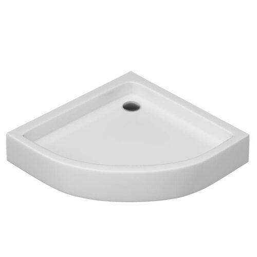 W53T-315-090W64 BLISS L Solo Slide, поддон для душ. уголка, 90x90, белый акрил