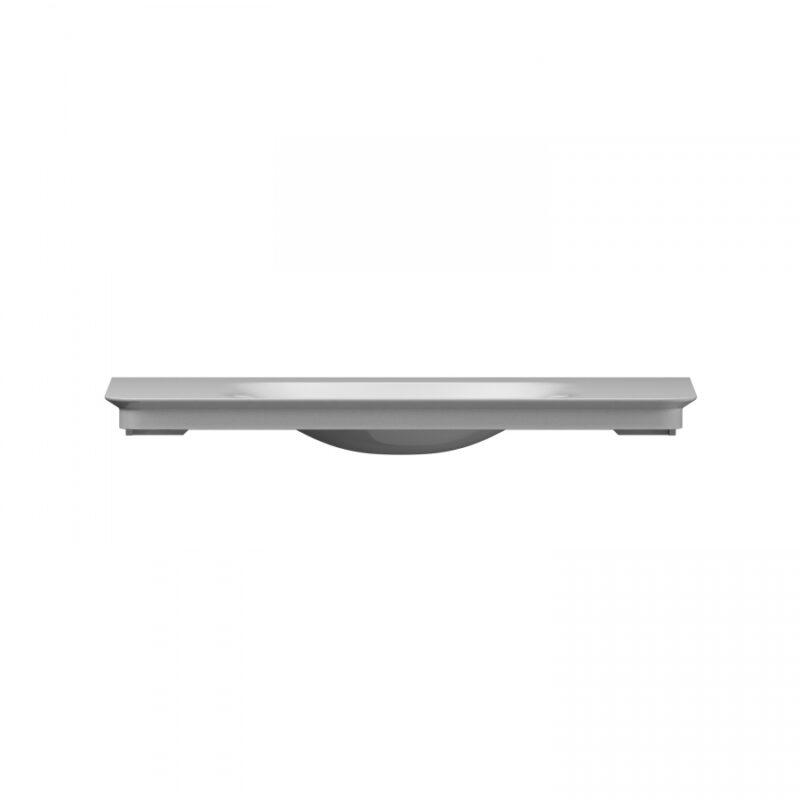 M30WPC1001WG Sensation, раковина мебельная , искусственный мрамор, 100 см, встроенная в столешницу,