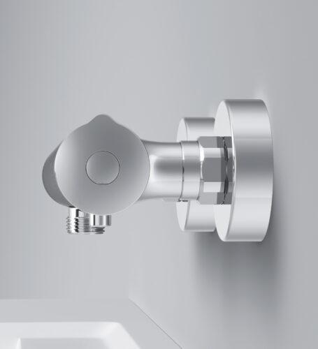 F8040000 Like, смеситель д/душа с термостатом, хром, шт