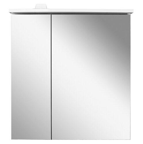 M70AMCR0601WG SPIRIT 2.0, Зеркальный шкаф с LED-подсветкой, правый, 60 см, цвет: белый, глянец