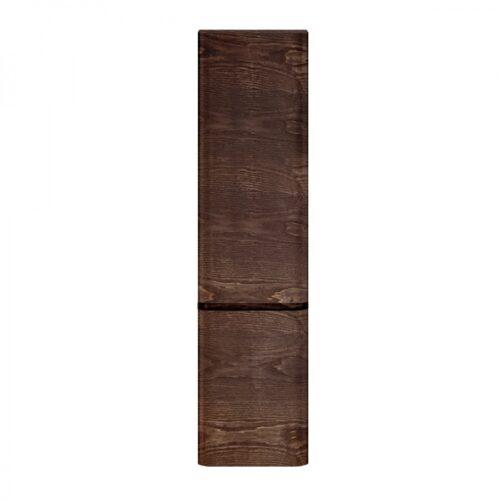 M30CHR0406TF Sensation, Шкаф-колонна, подвесной, правый, 40см, двери, табачный дуб, текстурированная
