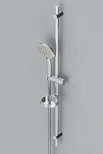 F0153164 Bliss L, душ.комплект: ручн.душ 5 ф-ций d 125 мм, штанга 1000 мм, шланг 1750 мм, шт