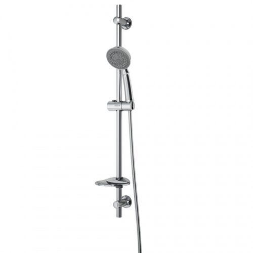 D0180000 Classic душевой комплект, ручной душ 1 функция, стойка 600 мм, шланг 175 мм