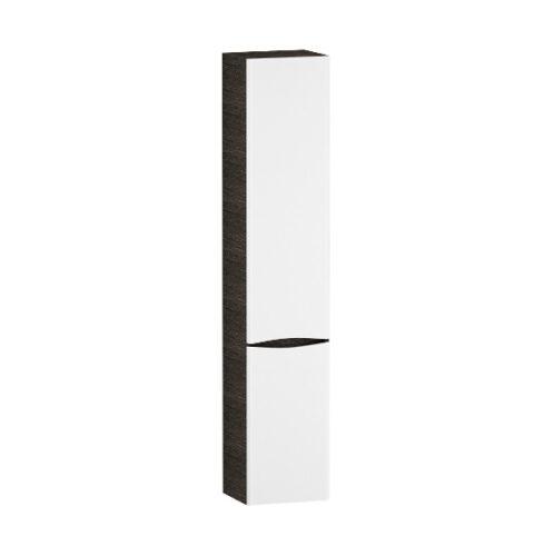 M80CHR0356VF Like, шкаф-колонна, подвесной, правый, 35 см, двери, венге, текстурированный