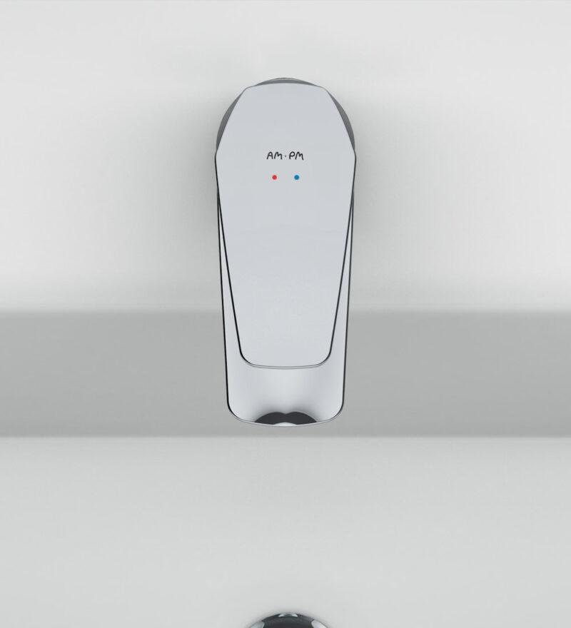 F9002100 Gem, смеситель для умывальника излив 98 мм, хром, шт