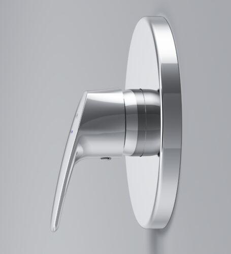 F9075000 Gem, cмеситель д/душа монтируемый в стену, хром, шт.