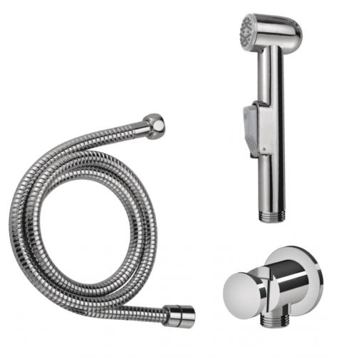 F0202100 Гигиенический набор: шланговое подсоединение с держателем, гиг.душ, душевой шланг