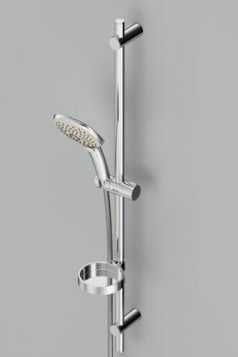 F0130000 Sensation душевой комплект, штанга 1100 мм, ручной душ 120 мм 3 функции, шт