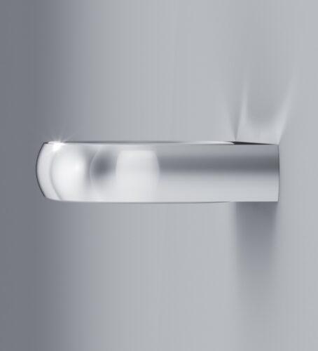 A3034200 Sensation, Стеклянная мыльница с настенным держателем, хром, шт