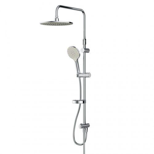 F0780064 Like душевая система, верхний душ 250 мм, ручной душ 110 мм, 3 функции, шт