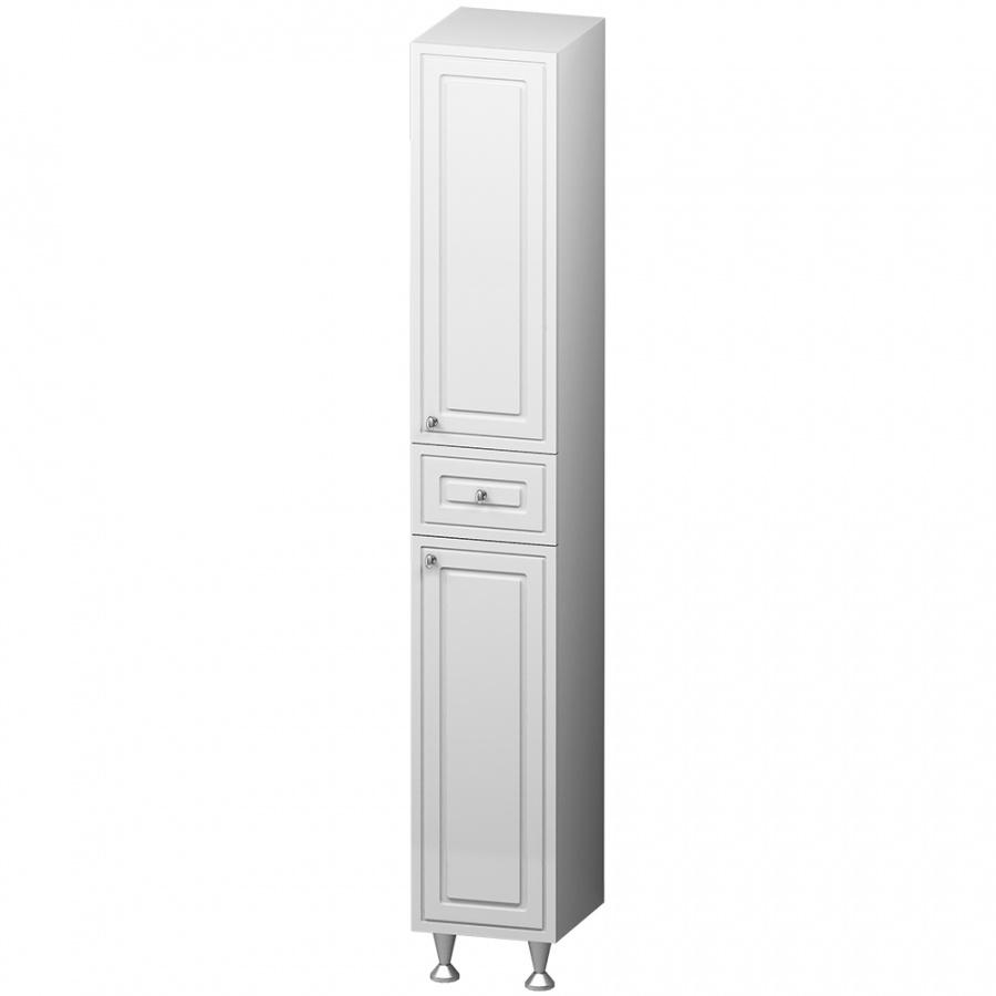 M41CSR0303WG Palace One, шкаф-колонна на ножках, универсальный, 30 см, белый, глянец, шт