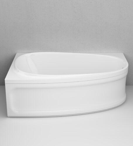 W80A-170L110W-A Like, ванна акриловая 170х110 см, левосторонняя, шт