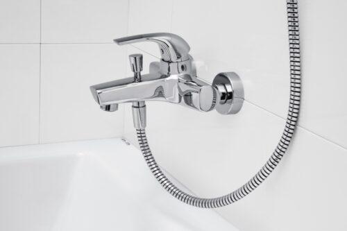 F7510032 Sense, смеситель д/ванны/душа, излив 170 мм, хром, шт