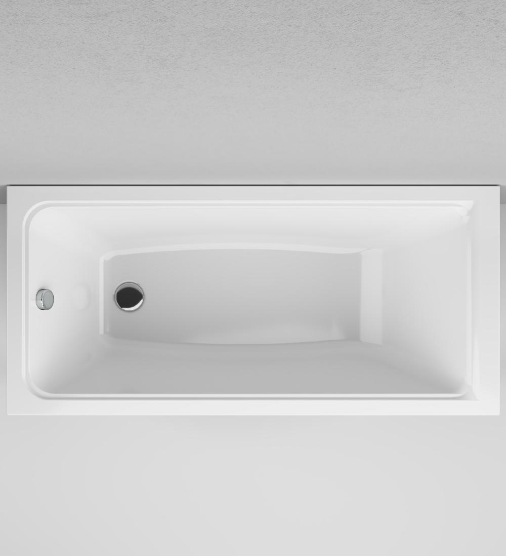W90A-150-070W-A Gem, ванна акриловая A0 150x70, см, шт