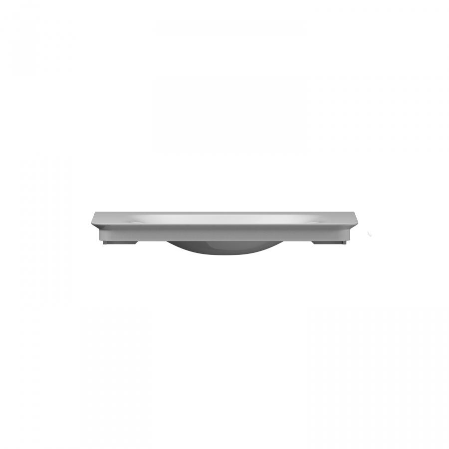 M30WPC0801WG Sensation, раковина мебельная , искусственный мрамор, 80 см, встроенная в столешницу, б