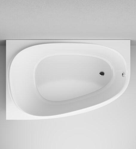 W80A-170R110W-A Like, ванна акриловая 170х110 см, правосторонняя, шт