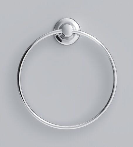 A8034400 Like Кольцо для полотенец, хром, шт
