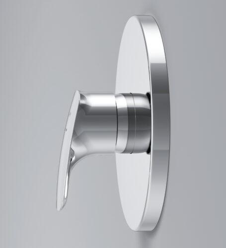 F71A75000 Spirit 2.1, cмеситель д/душа монтируемый в стену, хром, шт.