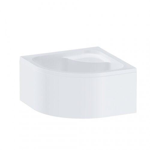 W90T-401A090W Gem Deep душевой поддон 90х90 с сифоном, белый
