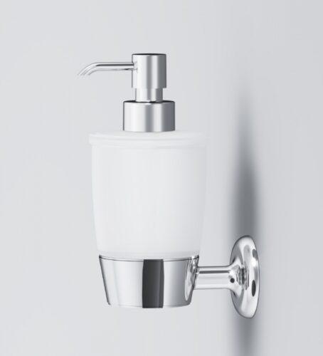 A8036900 Like, Стеклянный диспенсер для жидкого мыла с настенным держателем