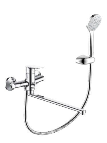 799500000 Origin Balance, смеситель для ванны/душа с универсальным изливом и душевым набором