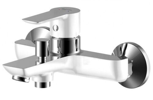 841000000 Origin Elegance смеситель для ванны/душа белый
