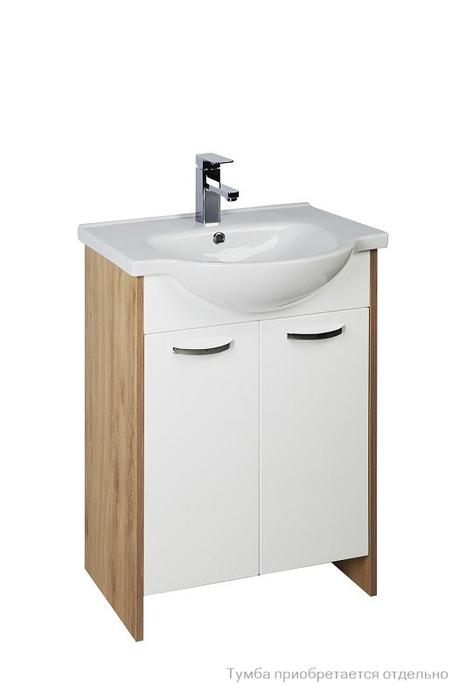 Умывальник мебельный, 50 см, 001, Milardo, 0015000M28