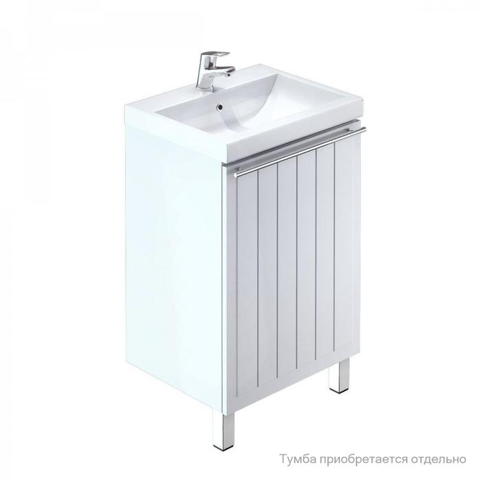 Умывальник мебельный, 50 см, 001, IDDIS/Milardo, 0015000U28