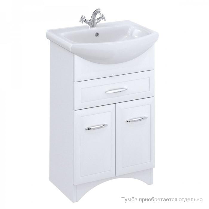 Умывальник мебельный, 55 см, 002, Milardo, 0025500M28