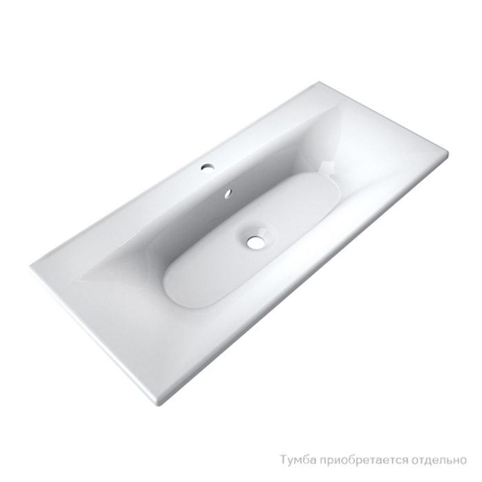 Умывальник мебельный, 90 cм, 002, IDDIS, 0029000i28
