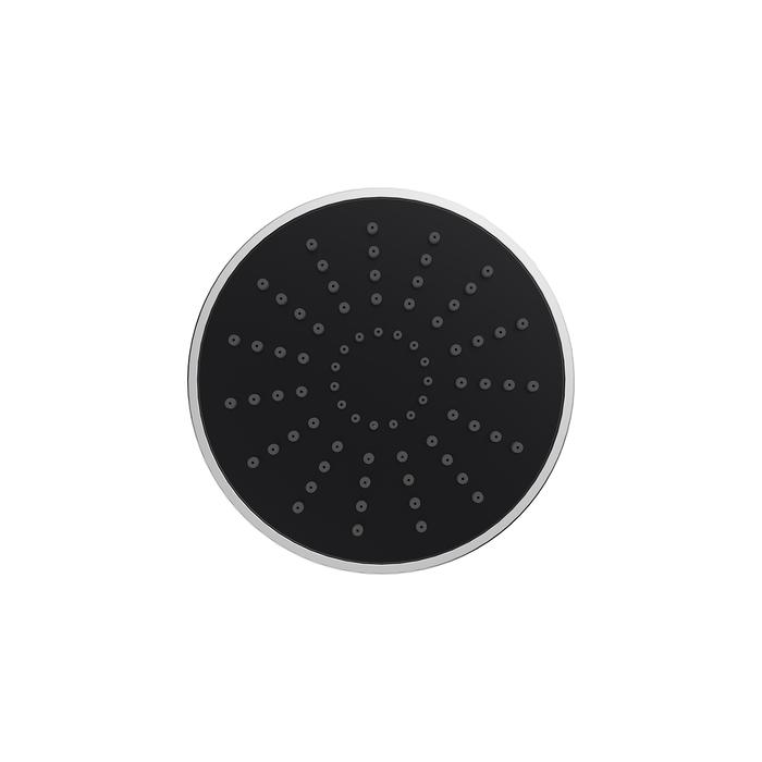 Душевая насадка верхняя круглая, хром, мини, IDDIS, 008MINPi64