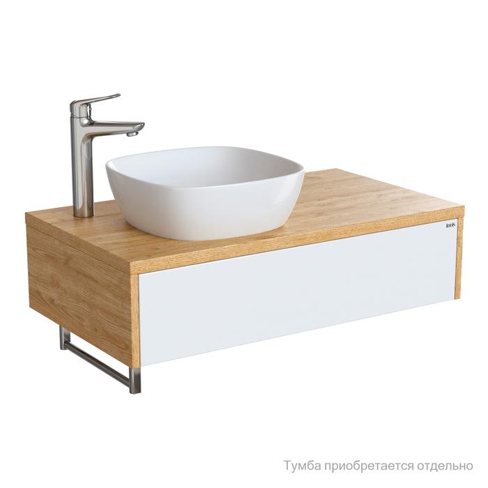 Умывальник мебельный накладной, 40 см, 011, IDDIS, 0114000i28