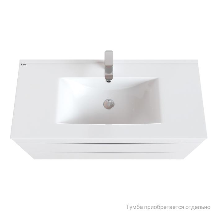 Умывальник мебельный 100 см, 013,  IDDIS, 0131000i28