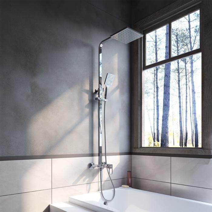 Смеситель с верхним душем, Bild, IDDIS, BILSB1Fi06