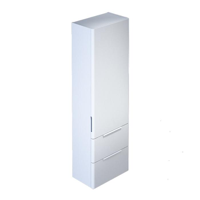 Пенал для ванной комнаты, подвесной. белый, 40 см, Calipso, IDDIS, CAL4000i97