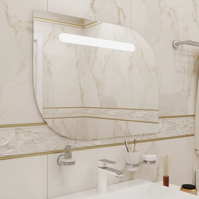 Зеркало, 80 см, Calipso, IDDIS, CAL8000i98