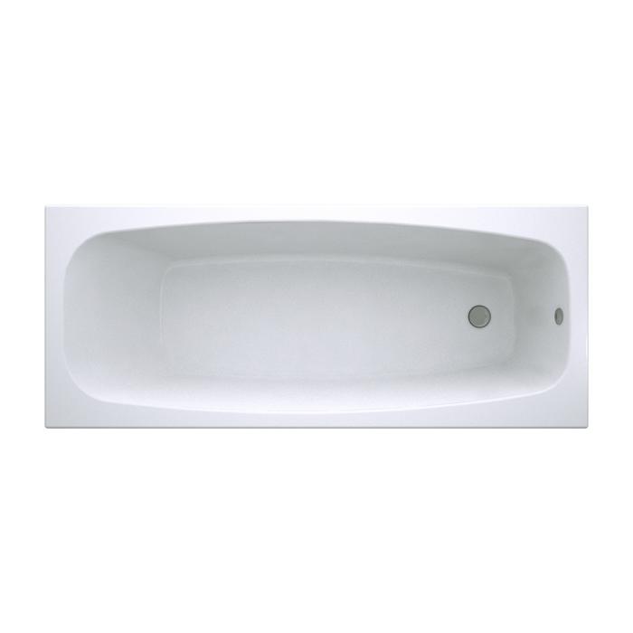 Ванна акриловая, 150х70 см, Carlow , IDDIS, CAR1570i91