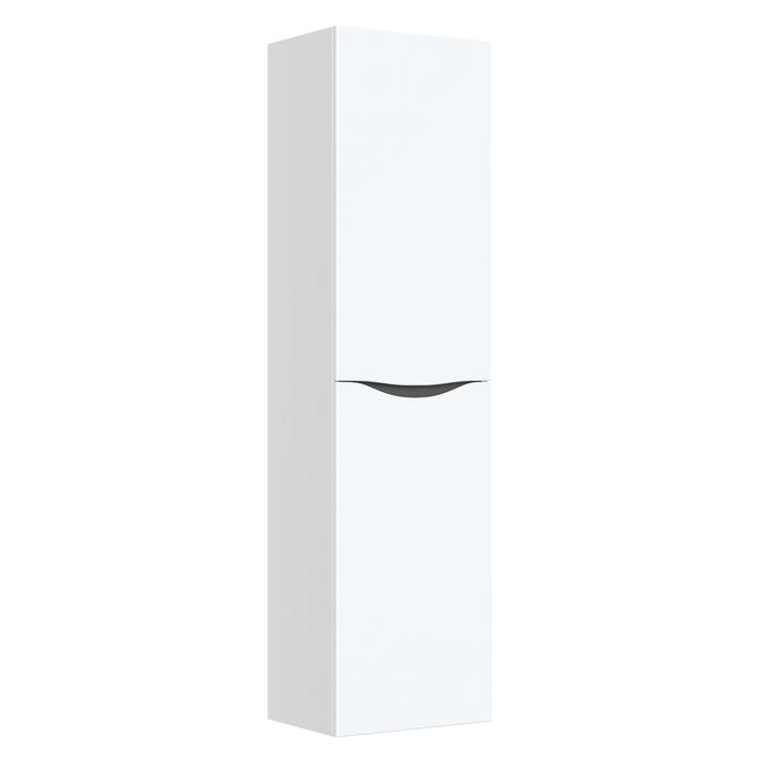 Пенал подвесной, 40 см, Cloud, белый, IDDIS, CLO40W0i97