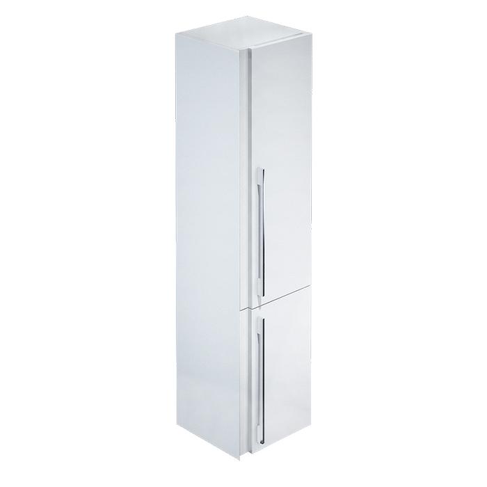 Пенал для ванной комнаты, подвесной, белый, 36 см, Color Plus, IDDIS, COL3600i97