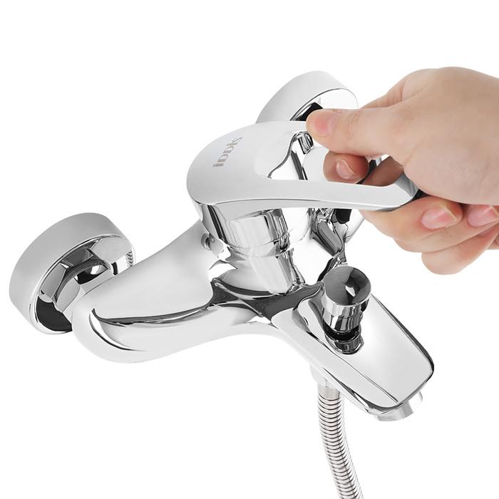 Смеситель для ванны Carlow Plus, IDDIS, CRPSB00i02WA