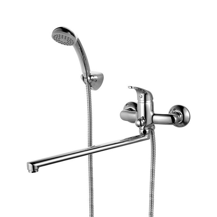 DA23A99CK MI,Смеситель для ванны,Davis,комплектный,дл.излив
